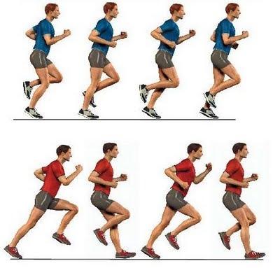Nike Shoe Poses