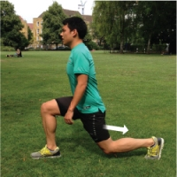 Reverse Lunge